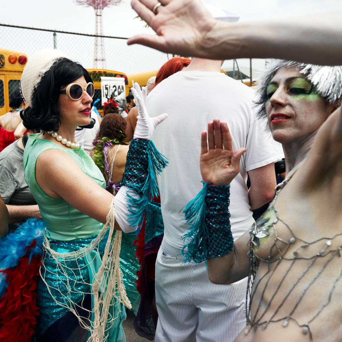 Mermaid Parade 061811-522